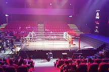 Muay Thai Live - The Legend Lives, Bangkok, Thailand