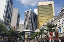 Old Market Square Clock Tower, Kuala Lumpur, Malaysia