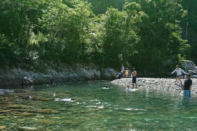 Koza River, Wakayama Prefecture, Japan