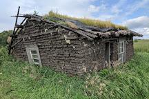 Sod House on the Prairie, Sanborn, United States
