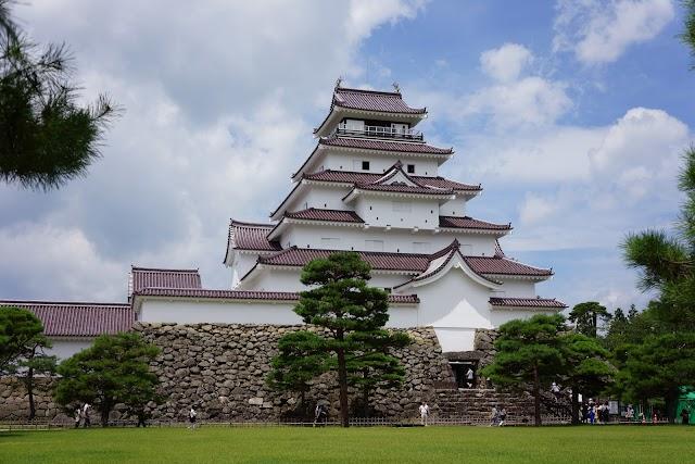 Château d'Aizuwakamatsu