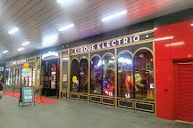 Archie Brothers Cirque Electriq Docklands, Melbourne, Australia
