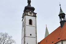 Kostel Narozeni Panny Marie, Pisek, Czech Republic