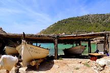 Cala Benirras, Port de Sant Miguel, Spain