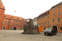Haidplatz, Regensburg, Germany