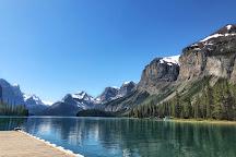 Spirit Island, Jasper National Park, Canada