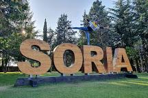 Parque-Alameda de Cervantes, Soria, Spain