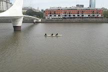 Puente de la Mujer, Buenos Aires, Argentina