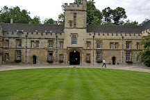 St. John's College, Oxford, United Kingdom