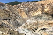 Bingham Copper Mine, Bingham Canyon, United States