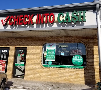 Check Into Cash Payday Loans Picture