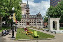 Old Town Clock, Halifax, Canada