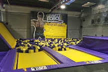 Gravity Force Trampoline Park Camberley, Camberley, United Kingdom