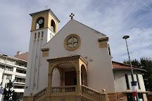 Eglise de la Sainte-Famille, Cagnes-sur-Mer, France