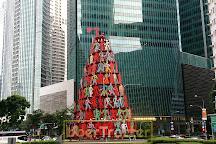 Singapore Momentum Sculpture, Singapore, Singapore