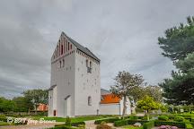 Vrensted Kirke, Lokken, Denmark