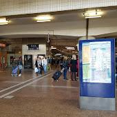 Железнодорожная станция  Lyon Part Dieu