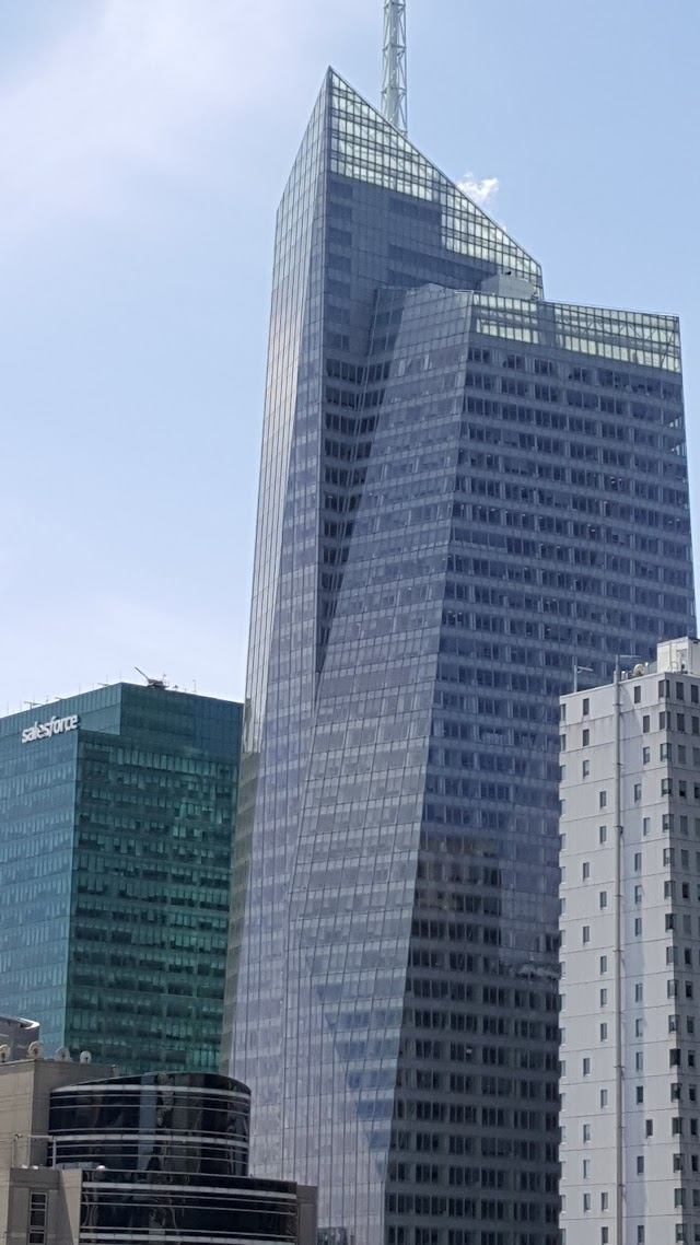 Bank of America tower nyc