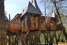 Gaalgebierg, Le Parc Municipal Escher Deierepark Escher Bamhaiser, Esch-sur-Alzette, Luxembourg