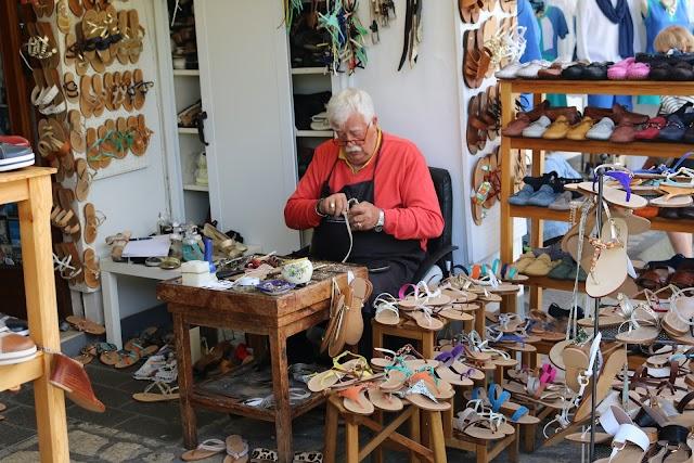 Lilian's Sandals