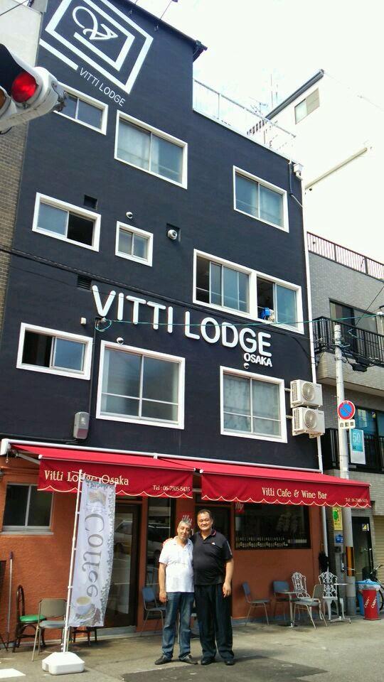 Vitti Lodge Osaka