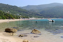 Lichnos Beach, Parga, Greece