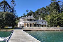 Mansion House, Kawau Island, New Zealand