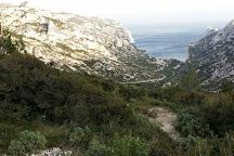 Calanque de Morgiou, Marseille, France