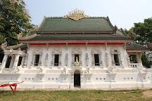 Wat Ming Mueang Temple, Chiang Rai, Thailand