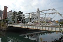 Dejima Bridge, Nagasaki, Japan