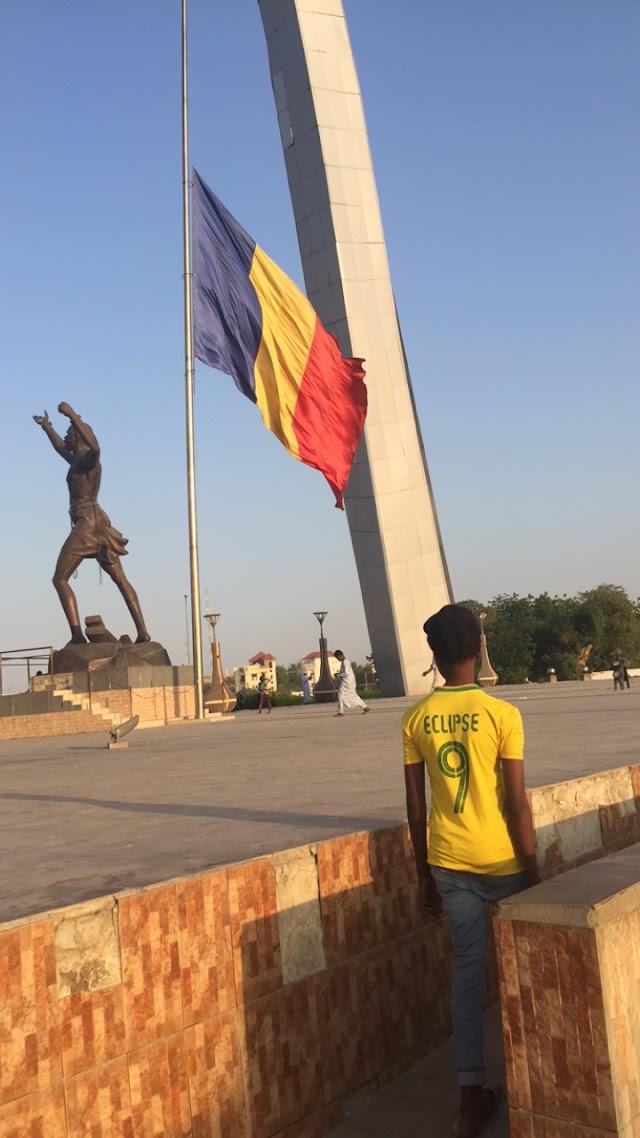 Place de la nation de N'djamena