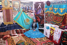Tamgaly Tas, Kapchagay, Kazakhstan