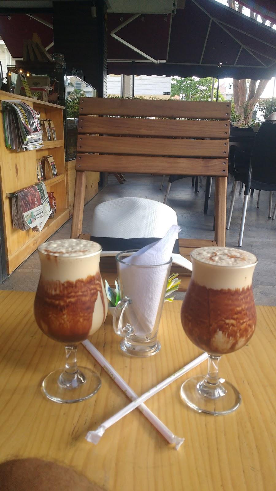 Café Opal: A Work-Friendly Place in Medellin