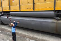 Rail Giants Train Museum, Pomona, United States