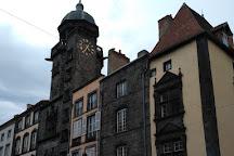 Tour de l'Horloge, Riom, France