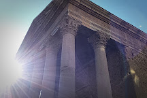 Templo Romano de Vic, Vic, Spain