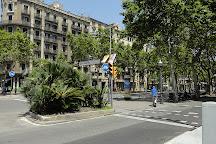 Monumento a Mosen Jacint Verdaguer, Barcelona, Spain
