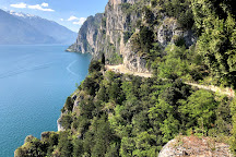 Old Ponale Road Path, Riva Del Garda, Italy