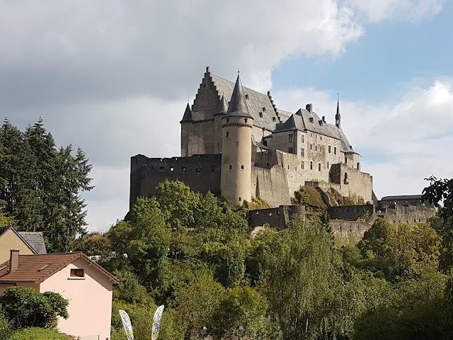 Vianden Château