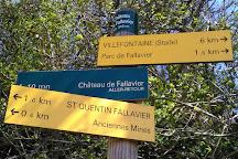 Chateau de Fallavier, Saint-Quentin-Fallavier, France