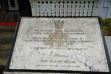 Rumah Pengasingan Bung Karno, Bengkulu, Indonesia