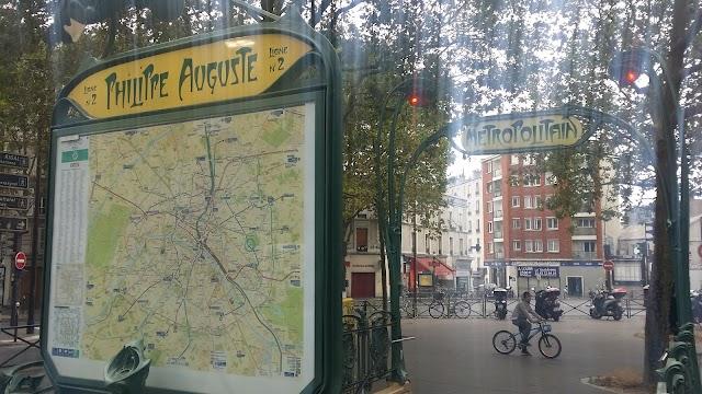 Métro-Philippe Auguste