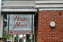 The Pirates' House, Savannah, United States
