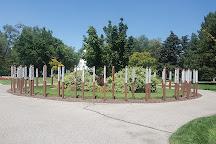 International Peace Gardens at Jordan Park, Salt Lake City, United States