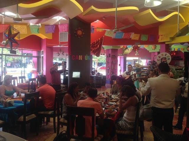 Restaurante MR Habanero II