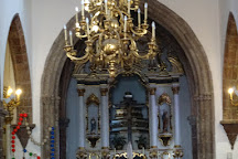 Sao Salvador Church, Santa Cruz, Portugal
