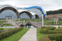 Bridge to Russky Island, Vladivostok, Russia