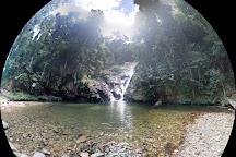 Papawyan Falls, Port Barton, Philippines