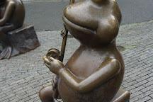Frog Pond, Boston, United States