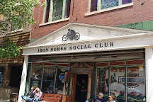 Iron Horse Social Club, Savanna, United States